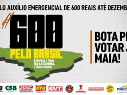 Ato em Florianópolis protesta contra manobras da Gol para impor acordo coletivo