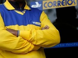 CUT-SC manifesta apoia à greve dos trabalhadores dos Correios