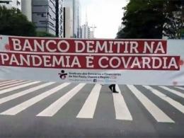 Bancos lucram R$ 79 bi, demitem 13 mil e fecham 1.400 agências durante a pandemia